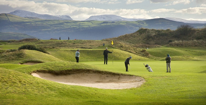 Porthmadog Golf Club