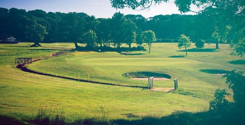 Trefloyne Golf Course - Golfing Wales Callaway Golf Club Set