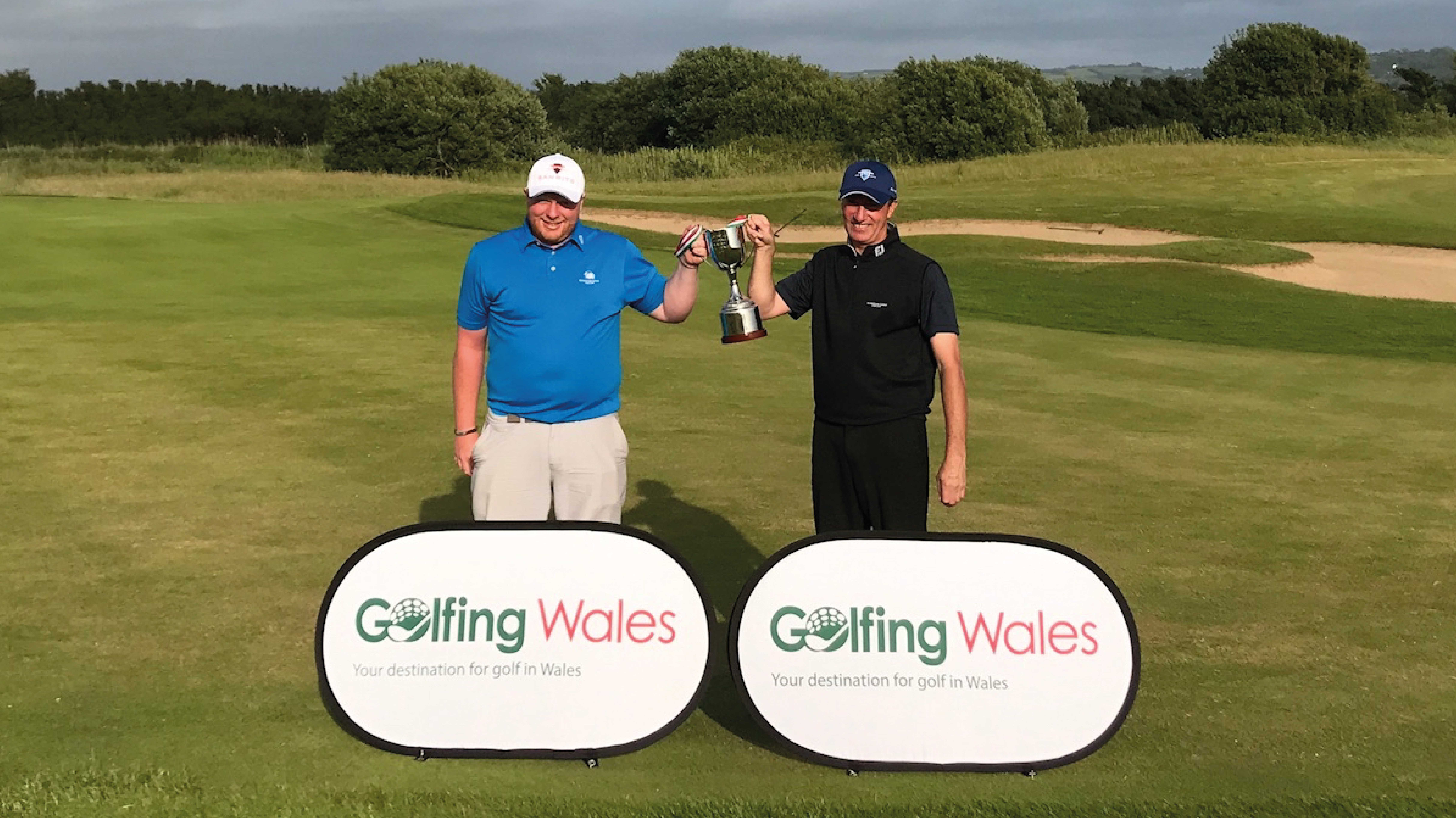 The First Golfing Wales Challenge Cup proved to be a Great Challenge!