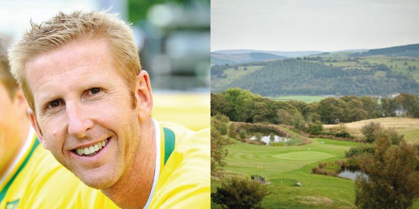 Iwan Roberts Golf Day  / Diwrnod Golff Yng Nghwmni Iwan Roberts