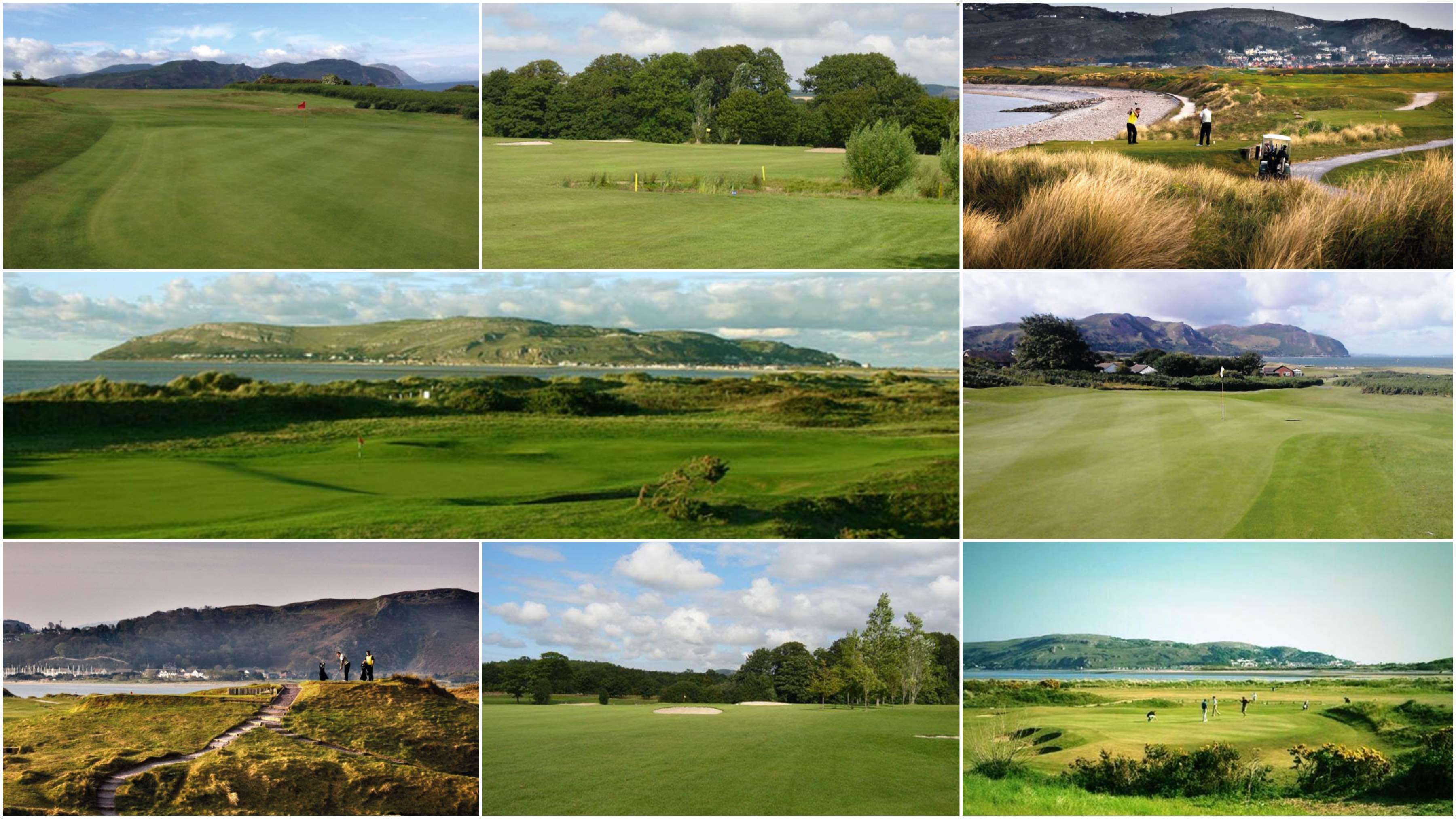 First Golf North Wales Festival 29 September – 1 October 2017